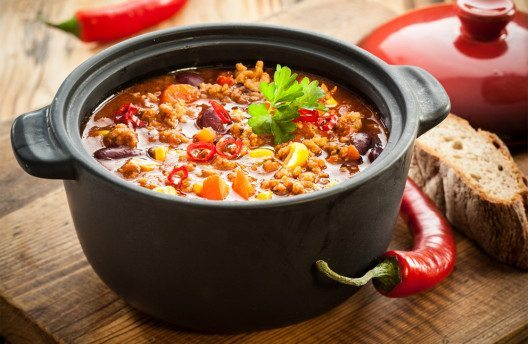 Chili con Carne (Bild: stockcreations – Shutterstock.com)