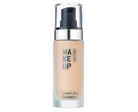 Velvet Lifting Foundation mit Anti-Aging Wirkung (Bild: Make up Factory)