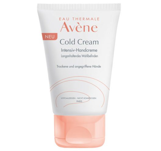 Eau Themale Avène Cold Cream Intensiv-Handcreme (Bild: Eau Thermale Avène)