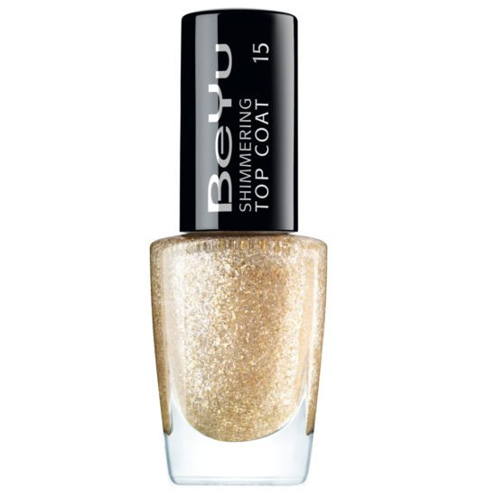 Shimmering Top Coat (Bild: BeYu)