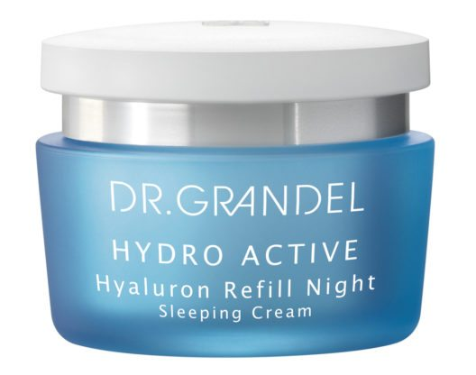 Hyaluron Refill Night Sleeping Cream (Bild: Dr. Grandel)