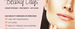 "Die Programm-Highlights der ersten ""Bunte Beauty Days"""