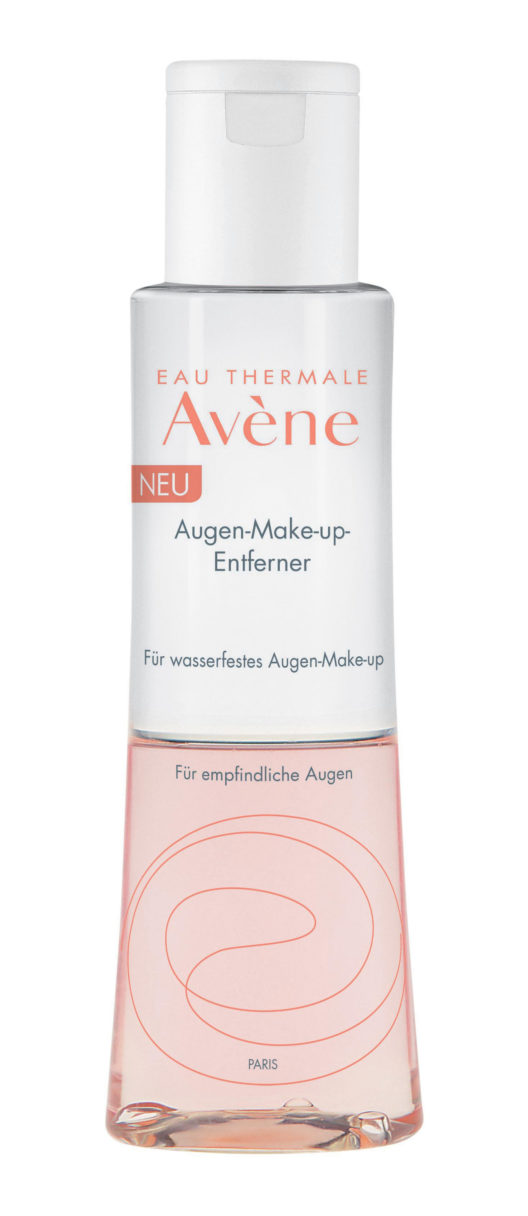 NEU: Eau Thermale Avène Augen-Make-up-Entferner für wasserfestes Augen-Make-up (Bild: EAU THERMALE Avène / we love pr / beautypress.de)
